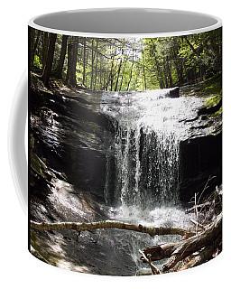 Lower Chapel Brook Falls Coffee Mug