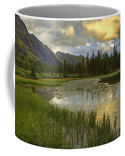 Lower Ice Lake Coffee Mug