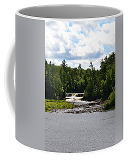 Lower Tahquamenon Falls L Coffee Mug