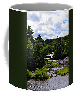 Lower Tahquamenon Falls Ll Coffee Mug