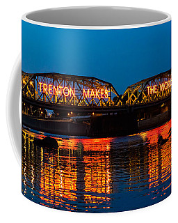 Lower Trenton Bridge Coffee Mug