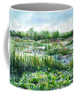 Loxahatchee Marsh Coffee Mug