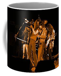 Ls Spo #68 Enhanced In Amber Coffee Mug