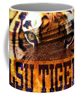 Lsu - Death Valley Coffee Mug