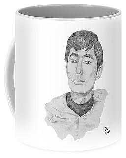 Lt. Sulu Coffee Mug