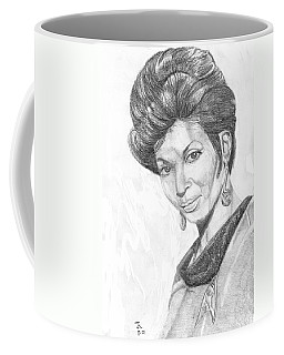 Lt. Uhura Coffee Mug