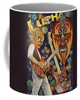 Lucha Rock Coffee Mug