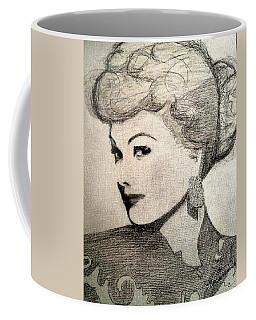Lucille Ball Coffee Mug