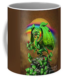 Luck Dragon Coffee Mug
