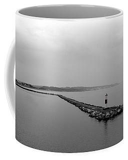 Ludington Breakwater Coffee Mug