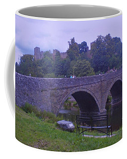 Ludlow Castle Coffee Mug by John Williams