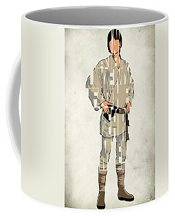 Luke Skywalker - Mark Hamill  Coffee Mug