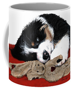 Lullaby Berner And Bunny Coffee Mug