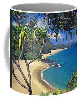 Lumahai Beach Coffee Mug