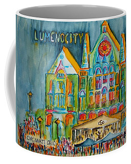 Lumenocity  Coffee Mug