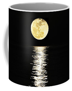 Lunar Lane Coffee Mug by Al Powell Photography USA