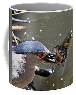 Lunch Is Served Coffee Mug by Shoal Hollingsworth