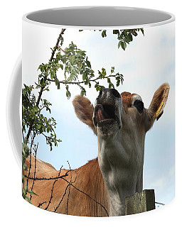 Lunch Time Coffee Mug by Jean Walker