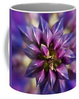 Lupine Kaleidoscope Coffee Mug