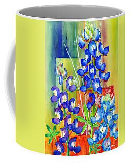 Lupinus Texensis Coffee Mug