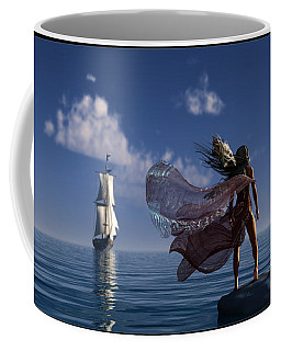 Lure Of The Siren... Coffee Mug