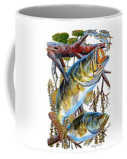 Lurking Bass Coffee Mug