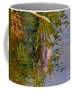 Lurking Coffee Mug