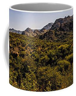 Lush Foothills No.1 Coffee Mug