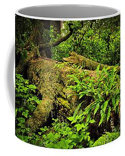 Lush Temperate Rainforest Coffee Mug
