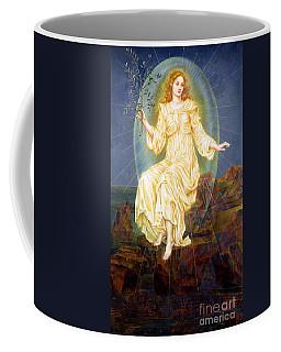 Lux In Tenebris Coffee Mug