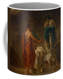 Lycurgus Consulting The Pythia Coffee Mug