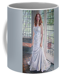 Lydia's Wedding Portrait Coffee Mug