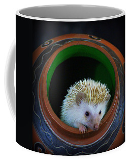 Lyla The Hedgehog Coffee Mug