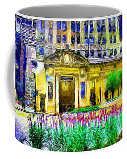 Lyric Opera House Of Chicago Coffee Mug
