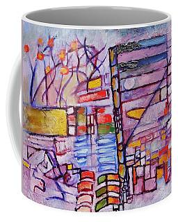 Lysergic Descriptions Coffee Mug