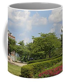 Lytle Park Cincinnati Coffee Mug