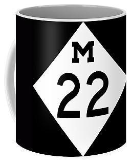 M 22 Coffee Mug