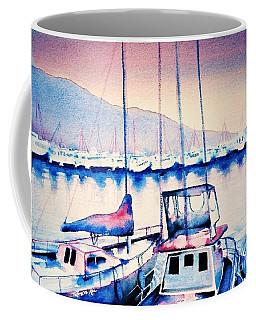 Maalaea Harbor Coffee Mug