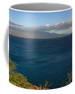 Maalea Bay Overlook   Coffee Mug