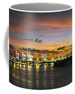 Macarthur Causeway Bridge Coffee Mug