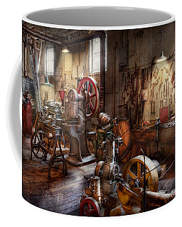 Machinist - A Room Full Of Memories  Coffee Mug