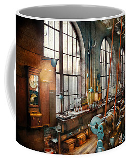 Machinist - Back In The Days Of Yesterday Coffee Mug