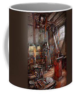 Machinist - The Modern Workshop  Coffee Mug
