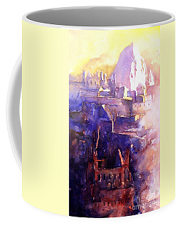 Machu Pichu- Peru Coffee Mug by Ryan Fox