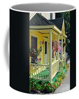 Mackinac Island Americana Coffee Mug