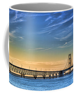 Mackinac Sunset Coffee Mug