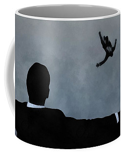 Mad Men Art Coffee Mug