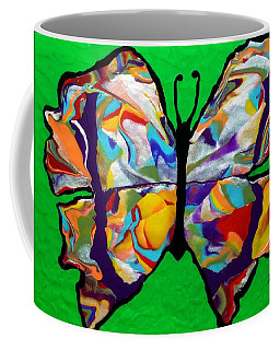 Madam Butterfly Coffee Mug
