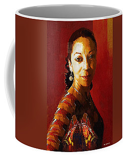 Madame Exotic Coffee Mug