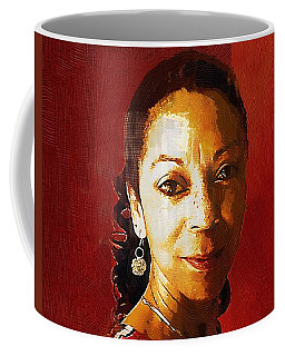 Madame Exotic Coffee Mug